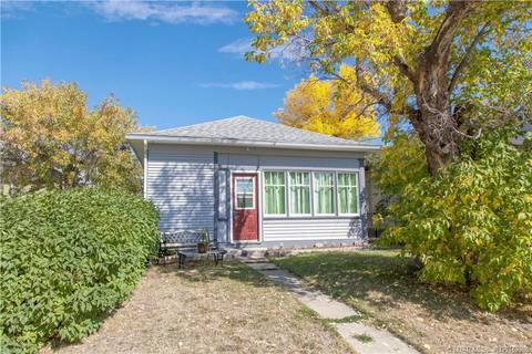 House for sale at 357 18 St Fort Macleod Alberta - MLS: LD0163980