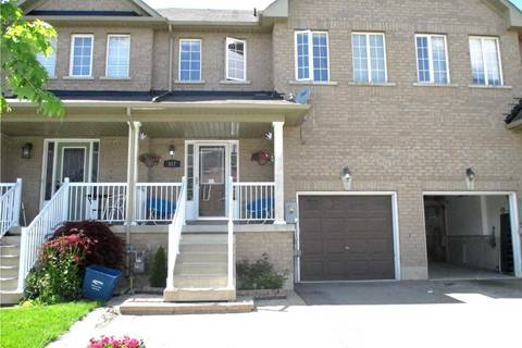 Townhouse for sale at 357 Bussel Cres Milton Ontario - MLS: W4512330