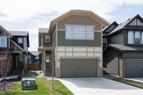 House for sale at 357 Clydesdale Wy Cochrane Alberta - MLS: C4233074