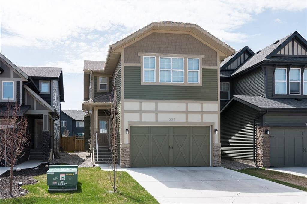 House for sale at 357 Clydesdale Wy Heartland, Cochrane Alberta - MLS: C4233074
