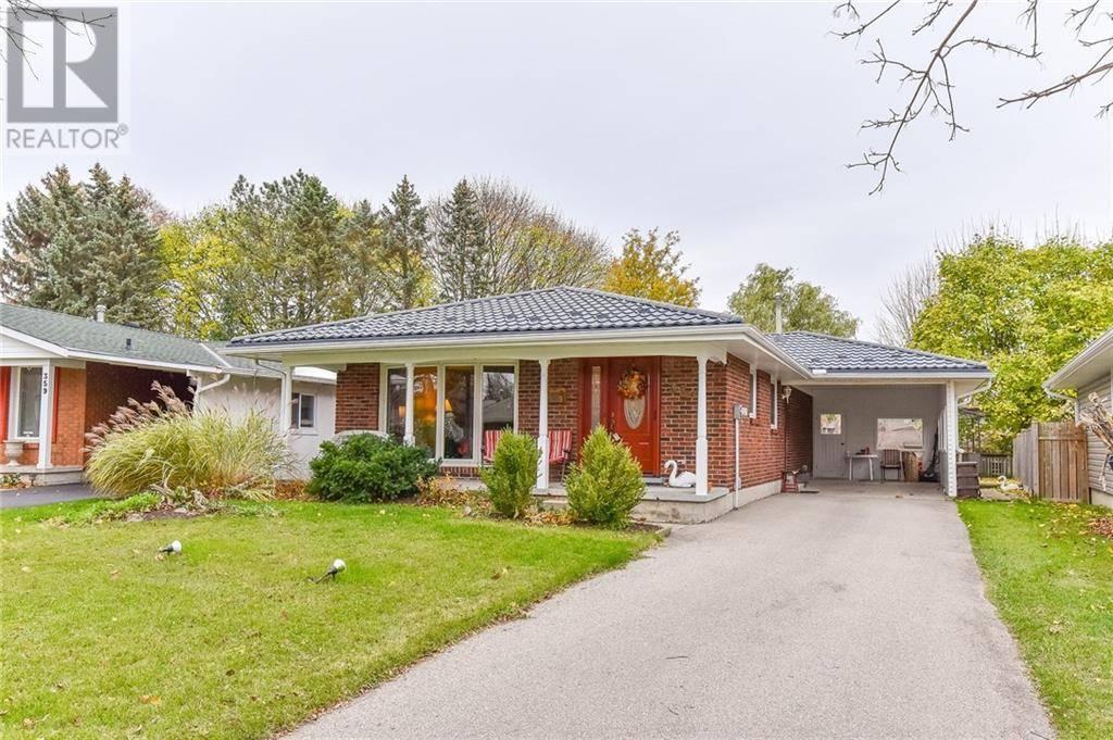 House for sale at 357 Grangewood Dr Waterloo Ontario - MLS: 30776555