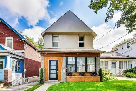 Townhouse for sale at 357 Rhodes Ave Toronto Ontario - MLS: E4915156