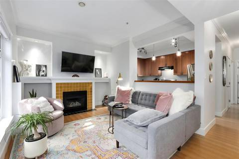 Townhouse for sale at 357 11th Ave W Vancouver British Columbia - MLS: R2453558