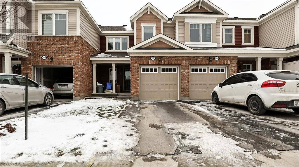Townhouse for rent at 3572 River Run Ave Nepean Ontario - MLS: 1177890