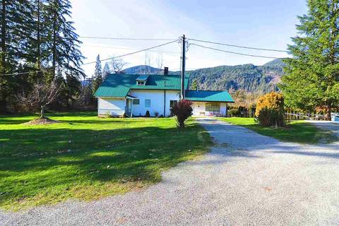 House for sale at 35745 Durieu Rd Mission British Columbia - MLS: R2369974