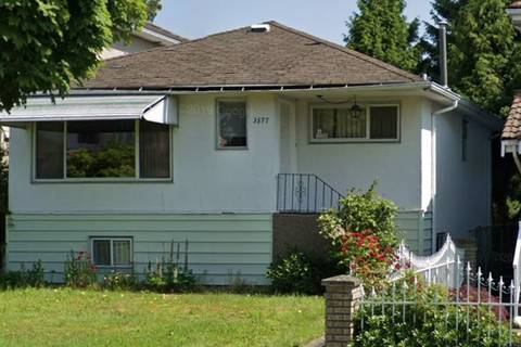 House for sale at 3577 Price St Vancouver British Columbia - MLS: R2430675