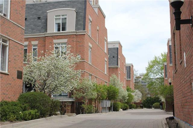 For Rent: 358 - 415 Jarvis Street, Toronto, ON | 2 Bed, 1 Bath Townhouse for $2,500. See 7 photos!