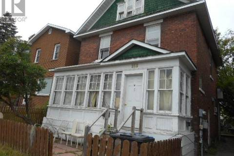 Townhouse for sale at 358 Albert St Sault Ste. Marie Ontario - MLS: SM125206
