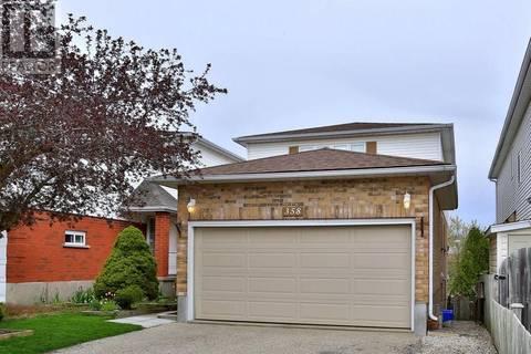 House for sale at 358 Bankside Dr Kitchener Ontario - MLS: 30735790