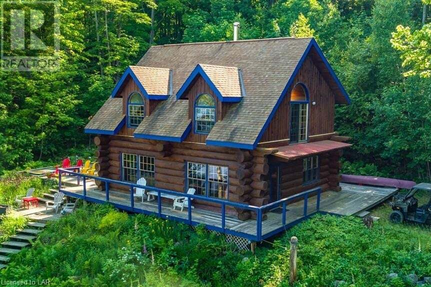 House for sale at 358 Big Is Huntsville Ontario - MLS: 261586