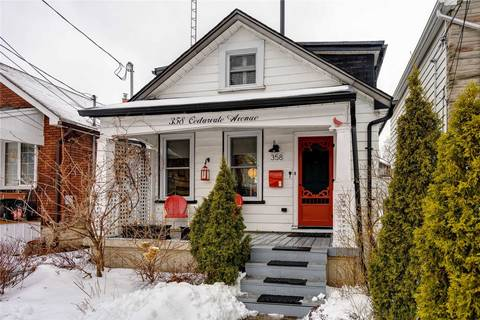 House for sale at 358 Cedarvale Ave Toronto Ontario - MLS: E4701500