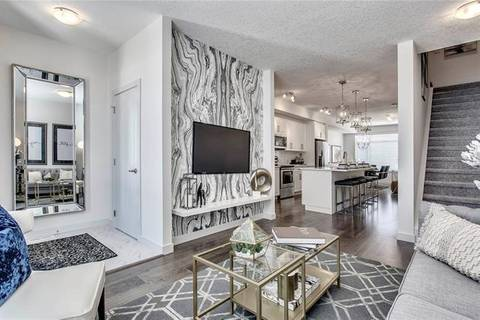 Townhouse for sale at 358 Redstone Blvd Northeast Calgary Alberta - MLS: C4281547