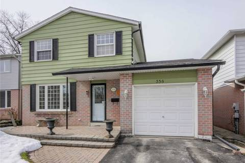 House for sale at 358 Terry Dr Newmarket Ontario - MLS: N4716391