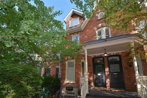 Townhouse for sale at 358 Wellesley St Toronto Ontario - MLS: C4910798