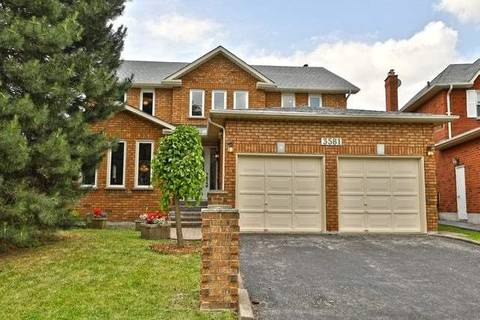 House for sale at 3581 Marmac Cres Mississauga Ontario - MLS: W4507605