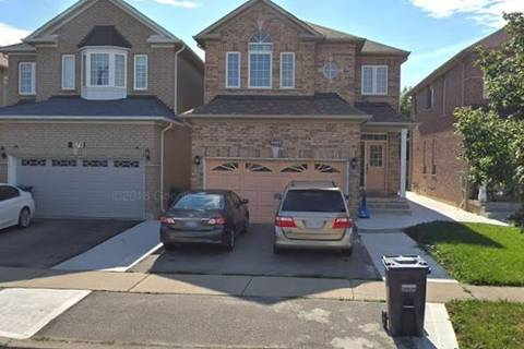House for rent at 3582 Fountain Park Ave Mississauga Ontario - MLS: W4646839