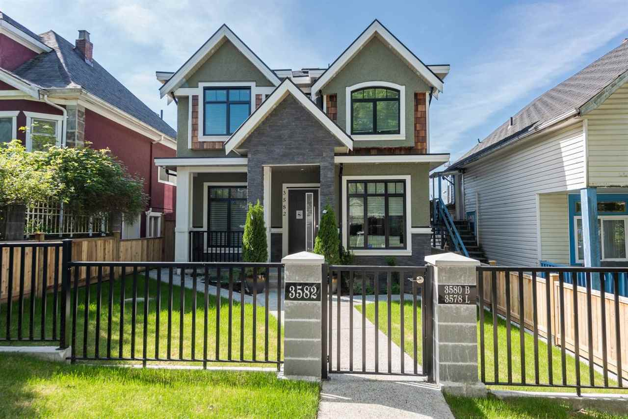 Removed: 3582 Franklin Street, Vancouver, BC - Removed on 2018-11-13 19:18:15