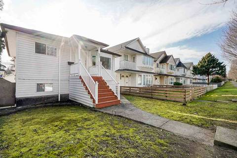 House for sale at 3582 Napier St Vancouver British Columbia - MLS: R2435376