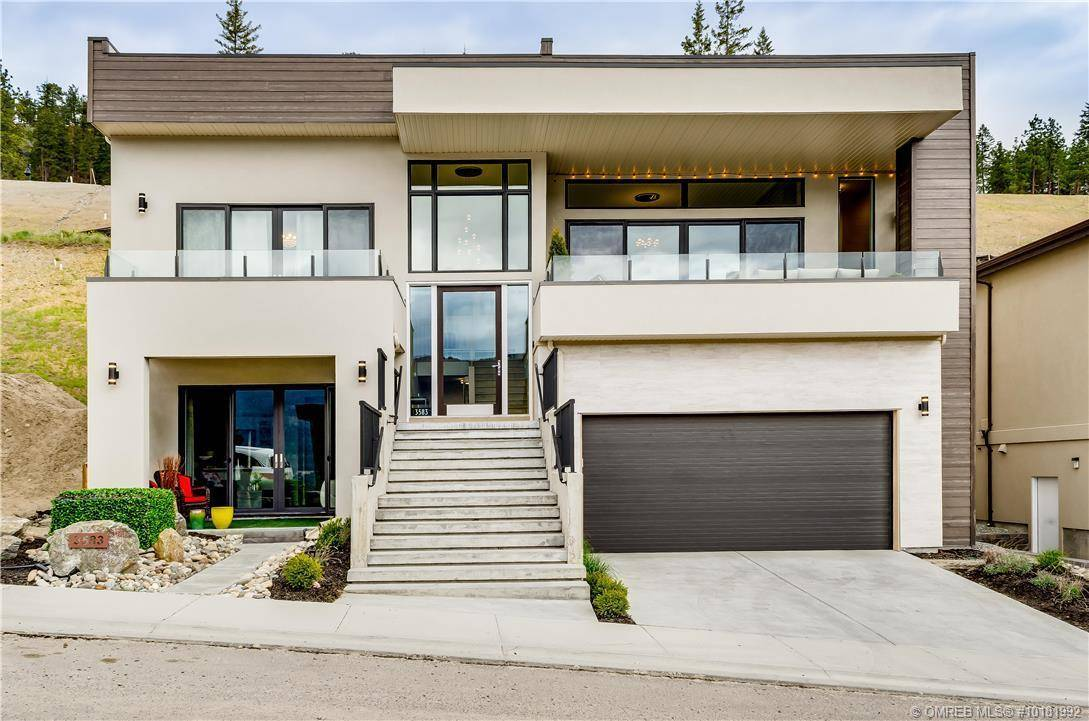 House for sale at 3583 Mckinley Beach Dr Kelowna British Columbia - MLS: 10181992