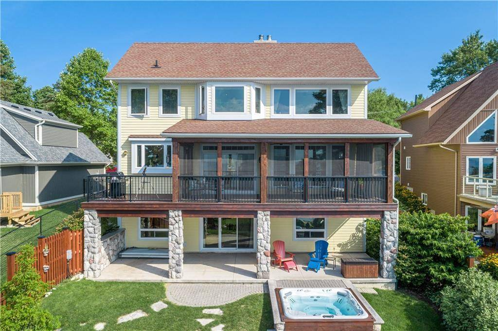 House for sale at 3585 Yacht Harbour Rd Ridgeway Ontario - MLS: 30755118