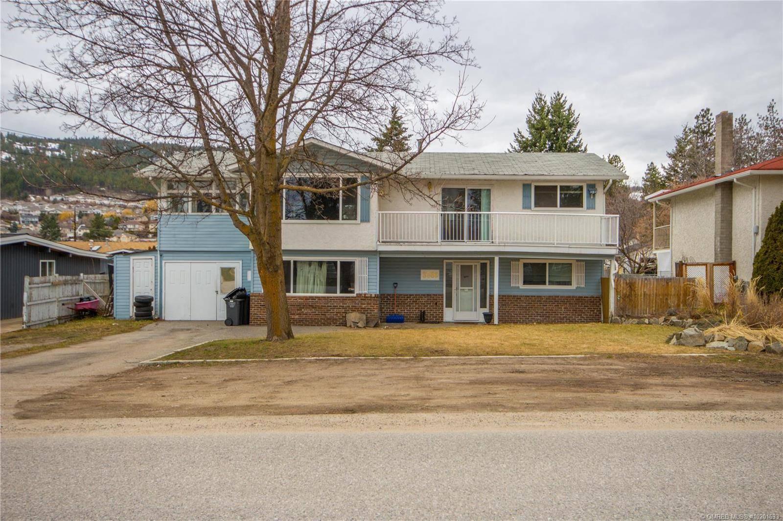 House for sale at 3586 Dunbarton Rd West Kelowna British Columbia - MLS: 10201633