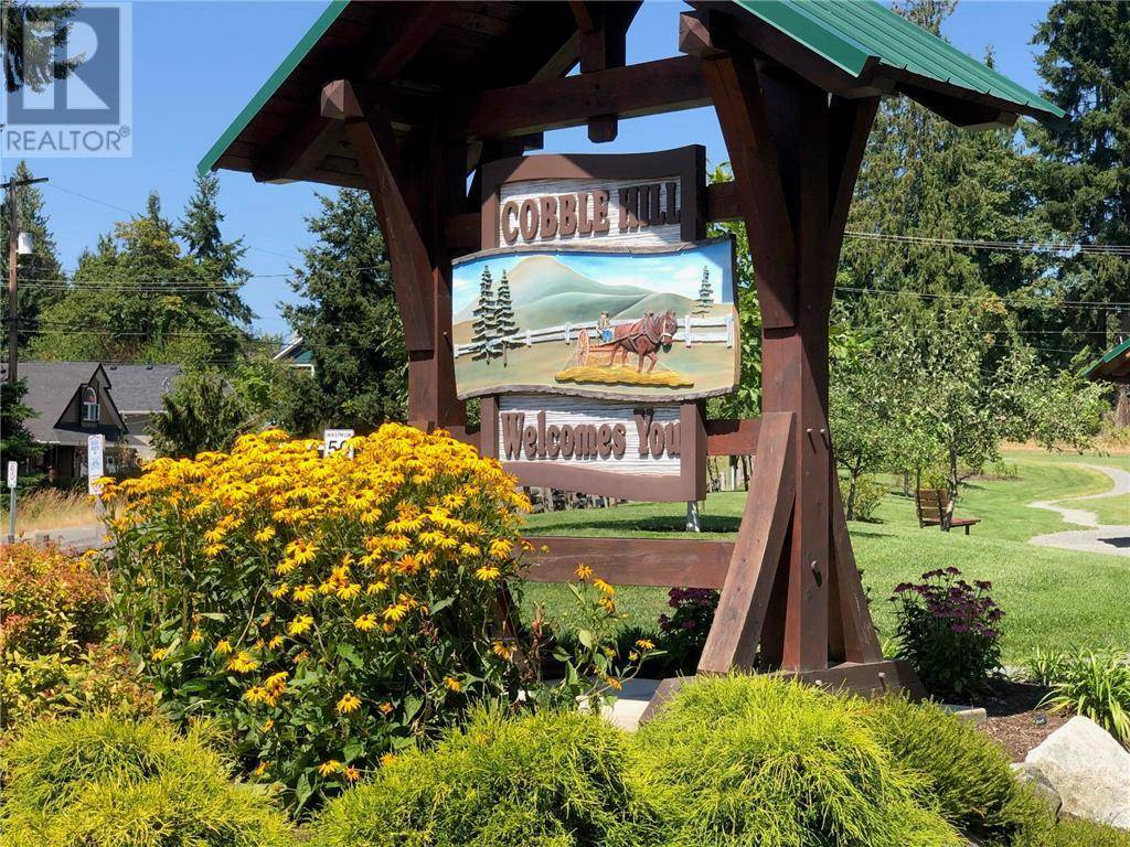Home for sale at 3586 Garland Ave Cobble Hill British Columbia - MLS: 414565