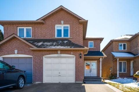 Townhouse for sale at 3588 Indigo Cres Mississauga Ontario - MLS: W4401655