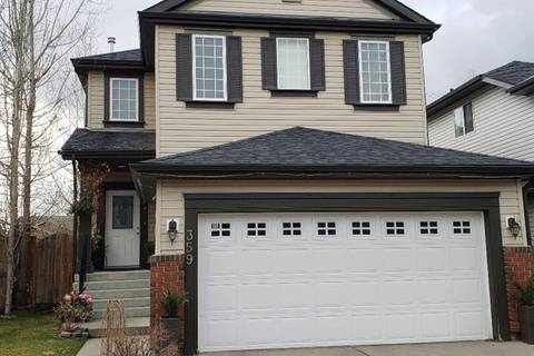 House for sale at 359 Bridlemeadows Common Southwest Calgary Alberta - MLS: C4293692