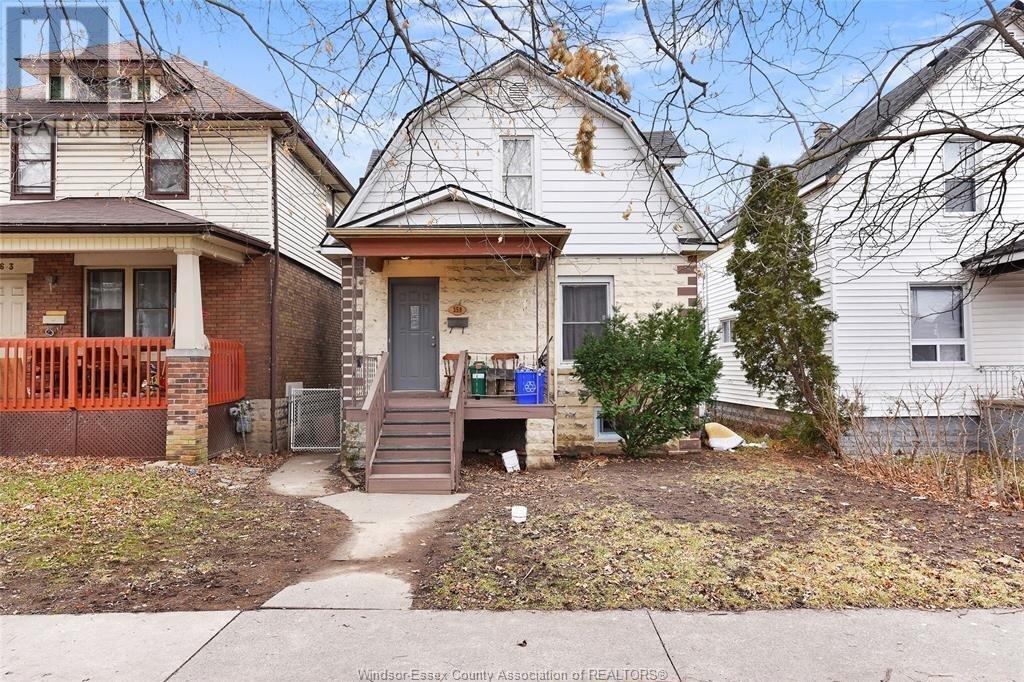 House for sale at 359 Mcewan  Windsor Ontario - MLS: 21000243