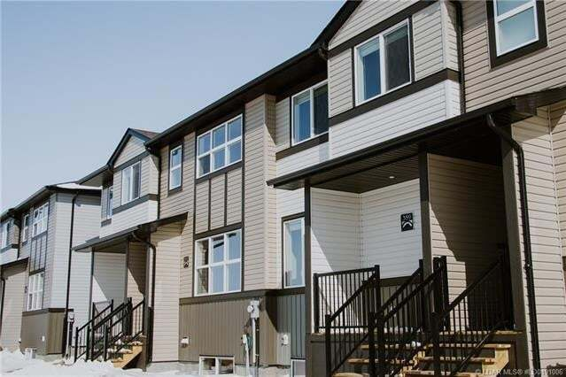 Townhouse for sale at 359 Mildred Dobbs Blvd North Lethbridge Alberta - MLS: LD0191006