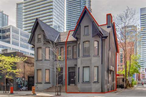 Commercial property for lease at 359 Richmond St Toronto Ontario - MLS: C4777395