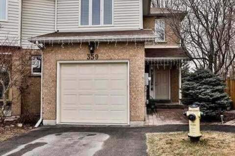 Townhouse for sale at 359 Riddell Ct Newmarket Ontario - MLS: N4790322