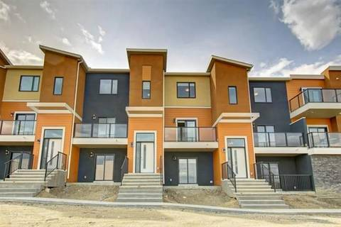 Townhouse for sale at 359 Sahe Hill Circ Northwest Calgary Alberta - MLS: C4245709