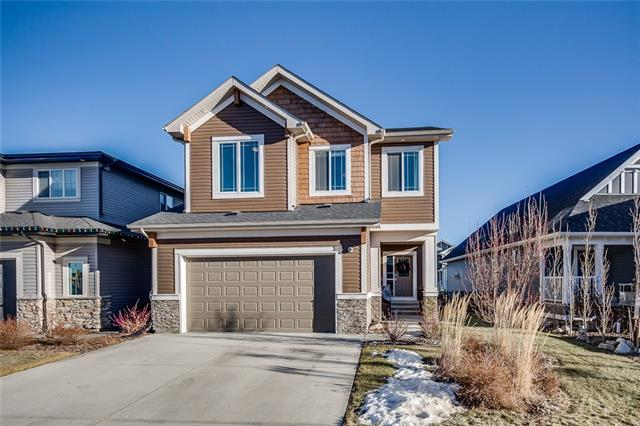 For Sale: 359 Sunset View, Cochrane, AB | 3 Bed, 3 Bath House for $619,900. See 46 photos!