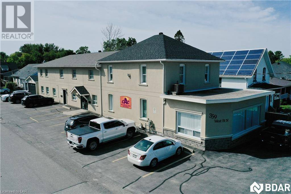 Commercial property for sale at 359 West St North Orillia Ontario - MLS: 30769138