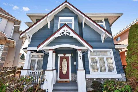 House for sale at 3592 Petersham Ave Vancouver British Columbia - MLS: R2371408