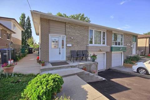 Townhouse for sale at 3595 Ellengale Dr Mississauga Ontario - MLS: W4554050