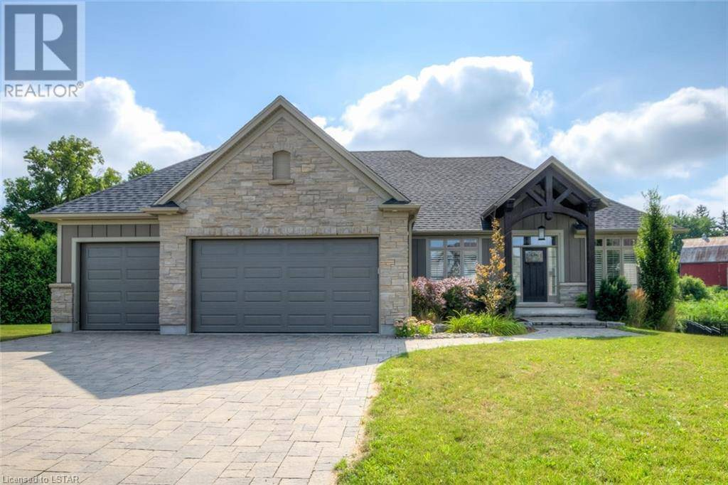 House for sale at 3596 Isaac Ct London Ontario - MLS: 214710