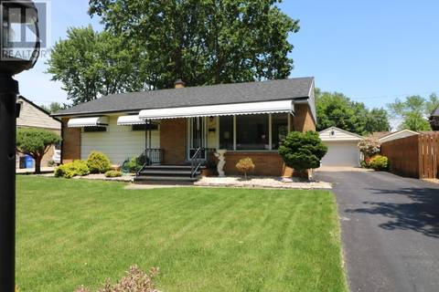 House for sale at 3598 Randolph  Windsor Ontario - MLS: 19019925