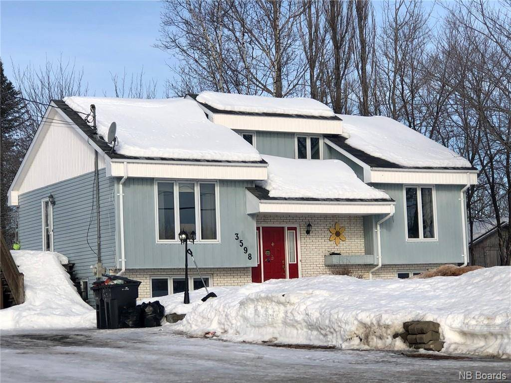 House for sale at  3598 Rte Big River New Brunswick - MLS: NB041779