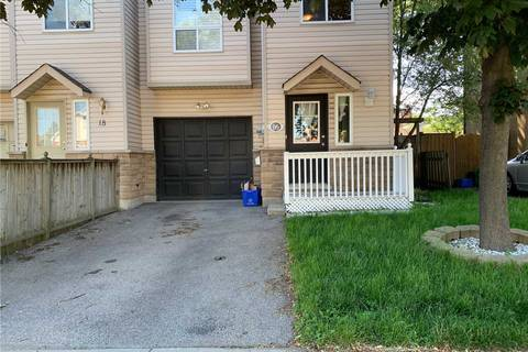 Townhouse for rent at 16 East 35th St Hamilton Ontario - MLS: X4498038