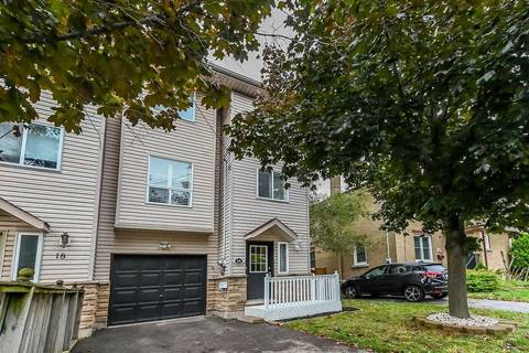 Townhouse for sale at 16 East 35th St Hamilton Ontario - MLS: X4603256