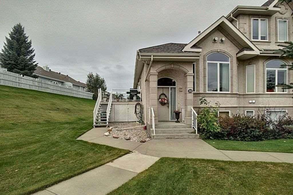 Townhouse for sale at 101 Jim Common Dr Unit 36 Sherwood Park Alberta - MLS: E4209473