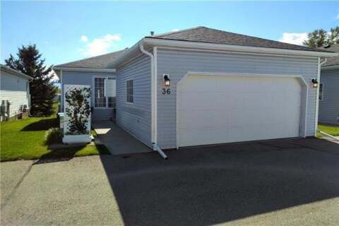 Townhouse for sale at 105 Elm Pl Unit 36 Okotoks Alberta - MLS: C4291232