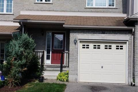 Townhouse for sale at 105 Pinnacle Dr Unit 36 Kitchener Ontario - MLS: 30751022