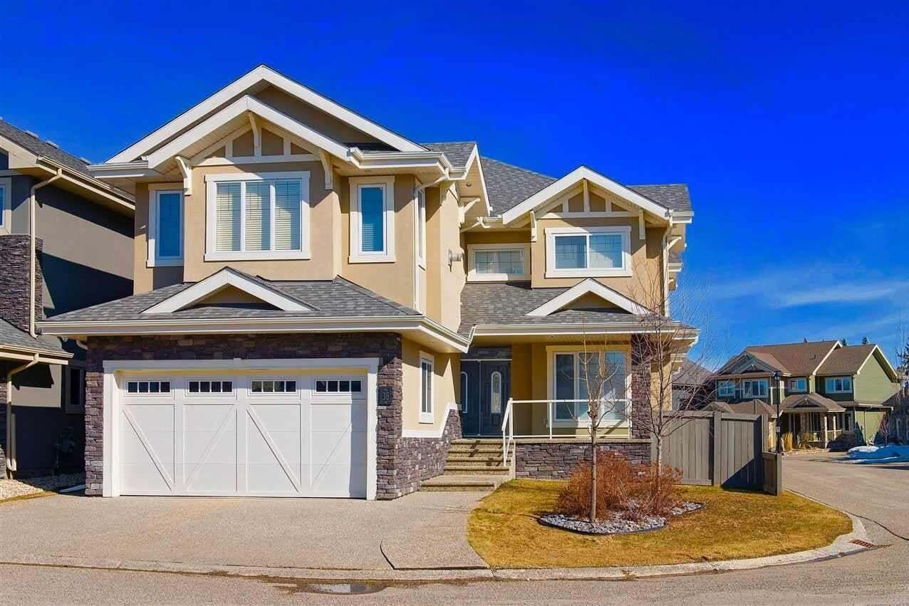 House for sale at 10550 Ellerslie Rd SW Unit 36 Edmonton Alberta - MLS: E4208504