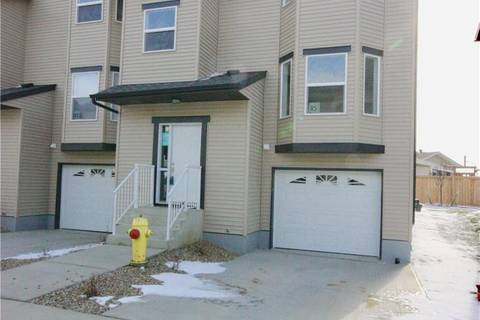 Townhouse for sale at 120 Warren Wy Unit 36 Fort Mcmurray Alberta - MLS: fm0164856