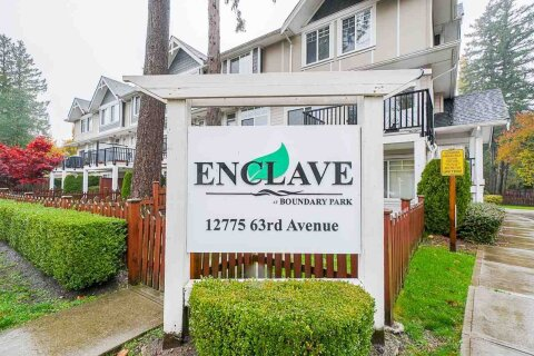 Townhouse for sale at 12775 63 Ave Unit 36 Surrey British Columbia - MLS: R2514016