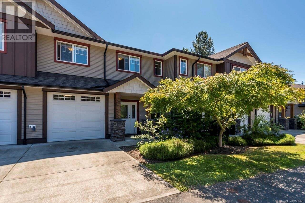 Townhouse for sale at 2112 Cumberland  Unit 36 Courtenay British Columbia - MLS: 850660