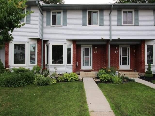 Sold: 36 - 219 Kingswood Drive, Kitchener, ON